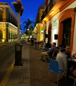 Fabula sidewalk service